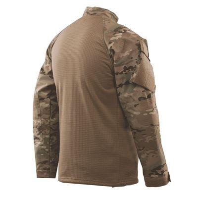 Košile taktická 1/4 zip COLD WEATHER MULTICAM®