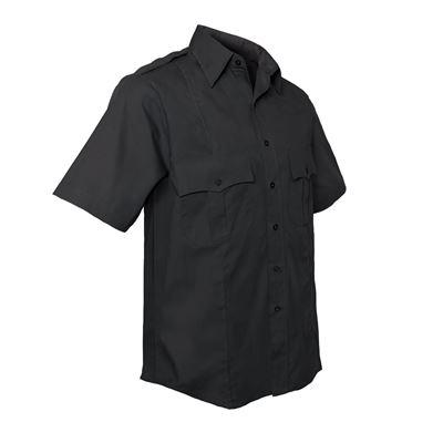 Košile POLICIE A SECURITY krátký rukáv NÁM.MODRÁ