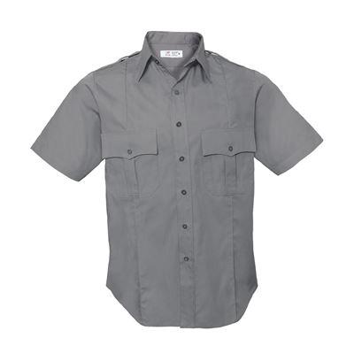 Košile POLICIE A SECURITY krátký rukáv ŠEDÁ