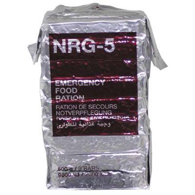 Nouzová dávka potravy NRG-5 500 g