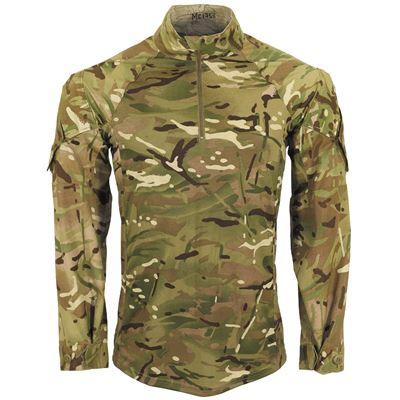 "Košile taktická britská UBAC ""Armour"" MTP CAMO original"