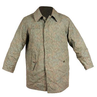 Kabát kongo zateplené ČSLA vz.60 JEHLIČÍ použité