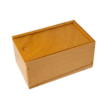 Vařič malý lihový PREMA v dřevěném boxu