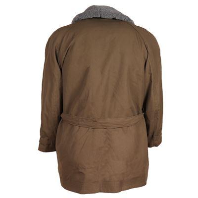 Kabát vycházkový s kožíškem vz.85 dvouřadé zapínání