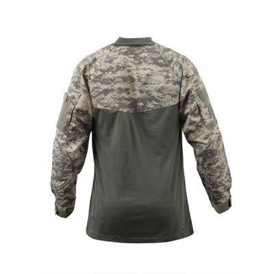 Košile COMBAT taktická ACU DIGITAL