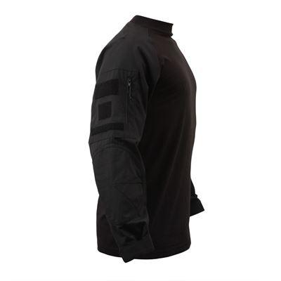Košile COMBAT taktická ČERNÁ