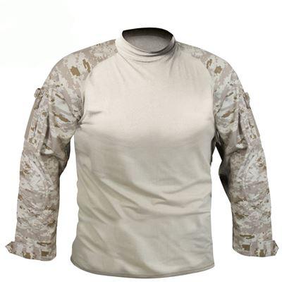 Košile COMBAT taktická DIGITAL DESERT
