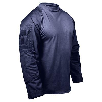 Košile COMBAT taktická MODRÁ