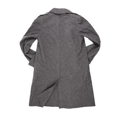 Kabát švýcarský vlněný dvouřadé knoflíky