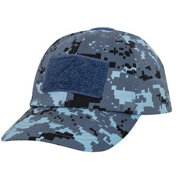 Čepice TACTICAL SKY BLUE DIGITAL CAMO