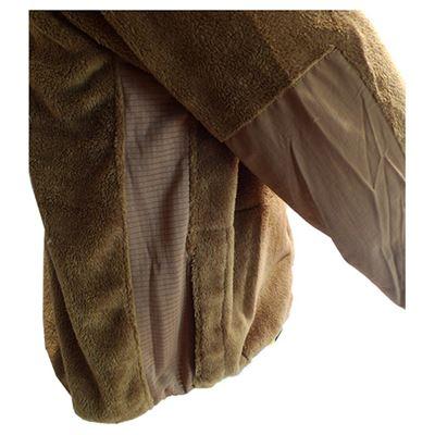 Bunda fleece GEN III/LEVEL 3 ECWCS COYOTE