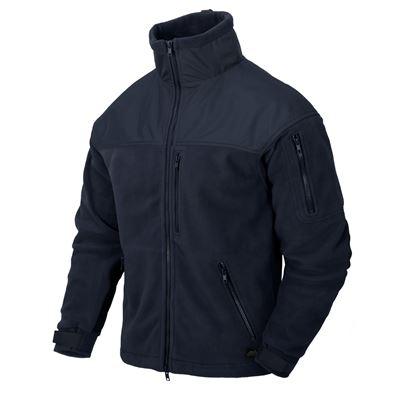 Bunda CLASSIC ARMY fleece NAVY BLUE