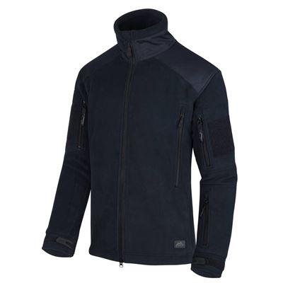 Bunda LIBERTY Heavy fleece NAVY BLUE
