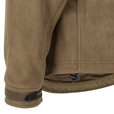 Bunda PATRIOT Heavy fleece COYOTE