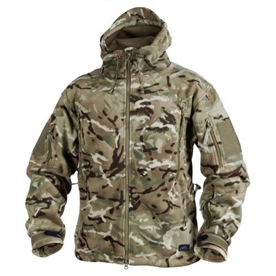 Bunda PATRIOT Heavy fleece MP CAMO