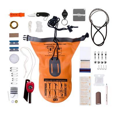 Balíček pro přežití vodotěsný kit survival BCB