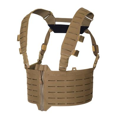 Vesta chest rig WARWICK ZIP FRONT® COYOTE