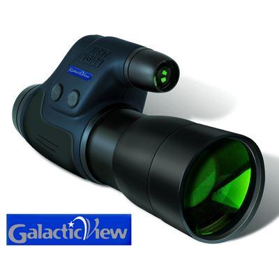 Noční vidění GALACTIC VIEW 5x monokulár ČERNÉ
