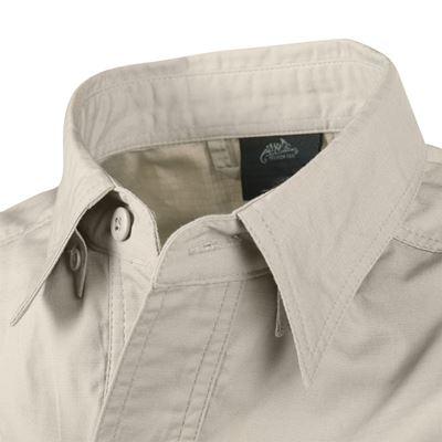Košile DEFENDER Mk2 dlouhý rukáv KHAKI