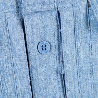 Košile DEFENDER Mk2 dl. rukáv SVĚTLE MODRÁ MELANŽ