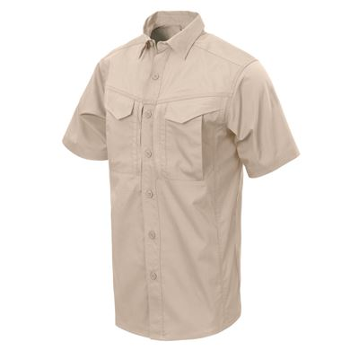 Košile DEFENDER Mk2 kratký rukáv KHAKI
