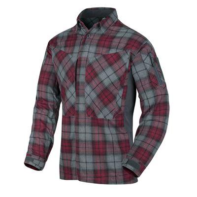 Košile MBDU flanel RUBY PLAID