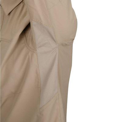 Košile TRIP dlouhý rukáv SILVER MINK