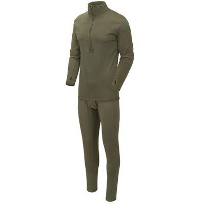 Komplet funkční spodky a triko LEVEL 2 ZELENÉ