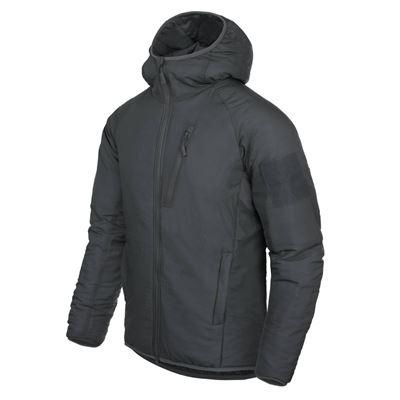 Bunda WOLFHOUND CLIMASHIELD® APEX 67G s kapucí SHADOW GREY