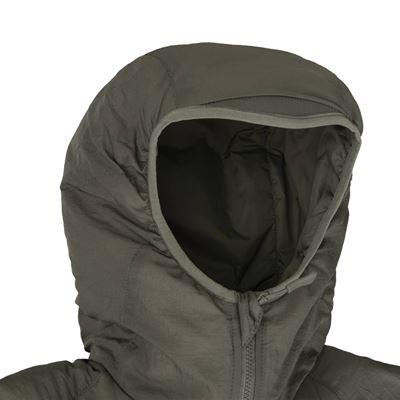 Bunda WOLFHOUND CLIMASHIELD® APEX 67G s kapucí ALPHA GREEN