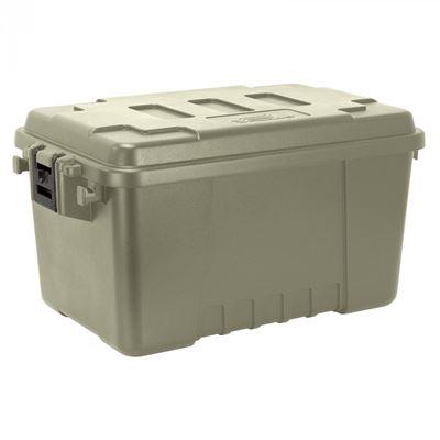 Bedna/box přepravní SPORTMAN´S TRUNK 45 l plast ZELENÁ