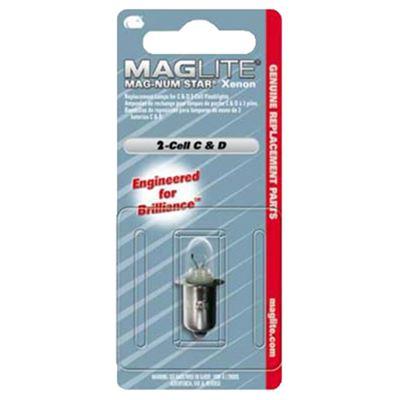 Žárovka XENON náhradní MAGLITE 3 C, D-CELL