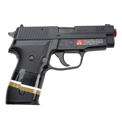 Pistole airsoft manuální Sig Sauer P228 ČERNÁ