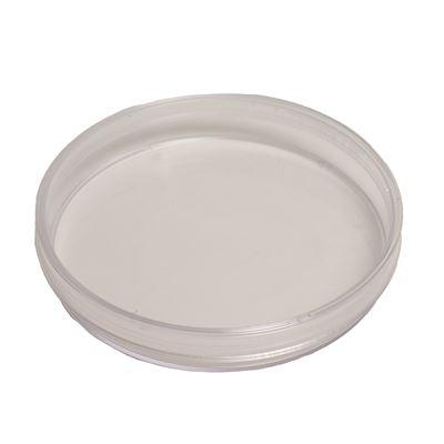 Petriho misky sklěněné 10cm sada 10 ks