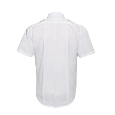 Košile POLICIE A SECURITY krátký rukáv BÍLÁ