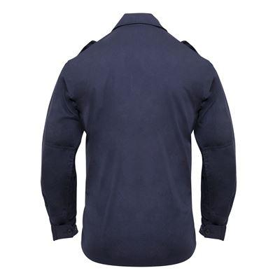 Košile taktická BDU dlouhý rukáv NÁM.MODRÁ