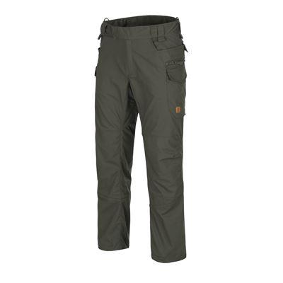 Kalhoty PILGRIM TAIGA GREEN