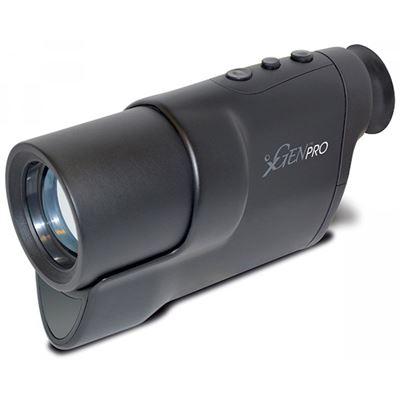 Noční vidění XGEN PRO 3-6x monokulár ČERNÉ